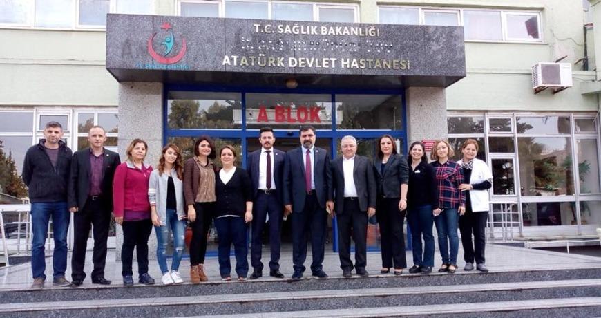 Antalya atatürk devlet hastanesi