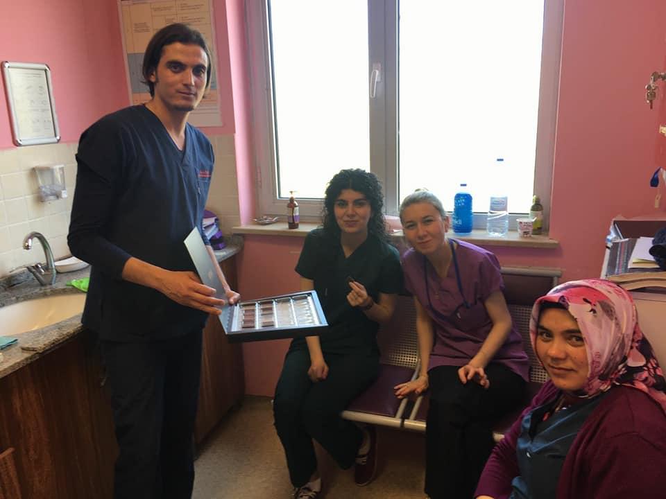 Diyadin Isyeri Temsilciligimizden Diyadin Devlet Hastanesine